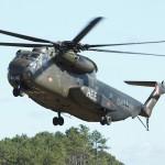 Sikorsky CH-53G 80+84. Das mittlere Transporthubschrauberregiment 15 aus Rheine nahm mit fünf CH-53 und 107 Mann an der Übung teil © Hot Blade