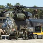 Auf diesem Bild erkennt man gut die Ausmaße des CH-53 © Hot Blade
