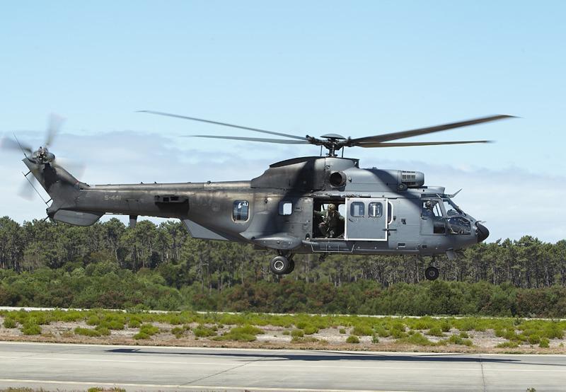 Aérospatiale / Eurocopter AS-532U2 Cougar (S-441) aus den Niederlanden © Hot Blade