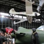 Neuzugang mit der Nr 0443 - Segelflugzeug vom Typ Musger MG 19 © HGM