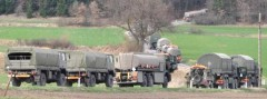 Österreich ist Logistic Lead Nation der EU Battlegroup 2012-2 © Bundesheer