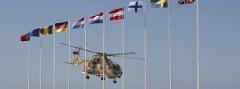 AgustaWestland AW-101 Merlin bei der HOT BLADE 2012 © Hot Blade