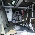 Innenraum. Die ferngesteuerte Waffenstation RCWS-30 benötigt keinen platzraubenden Turmkäfig © ACR
