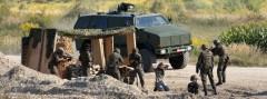 Soldaten des Bundesheeres trainieren für Auslandseinsätze © Doppeladler.com