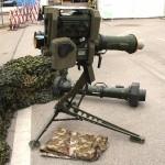 Panzerabwehrlenkwaffe PAL 2000 (RBS-56 BILL 2) © Doppeladler.com