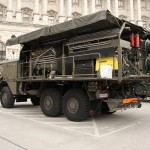 Dekontaminationsfahrzeug auf Basis des Steyr sLKW © Doppeladler.com