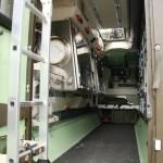 Der großzügige Innenraum des Duro AC-Spürfahrzeugs © Doppeladler.com