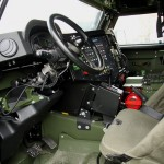 Cockpit des IVECO LMV © Doppeladler.com