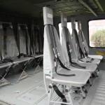 Der Innenraum des Black Hawk ist variabel und kann an den Einsatzbedarf angepasst werden © Doppeladler.com