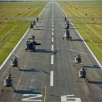 Auch Flüge im multinationalen Verband waren Übungsgegenstand © MzHSSt