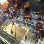 Pferdefuhrwerke der Geschütztruppe der kaiserlichen Armee © Doppeladler.com