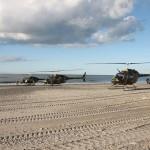 Kiowas am Strand © MzHSSt