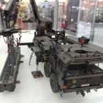 Im Stand-Bereich des HSV Modellbau: Meisterlich gebautes Modell der Pionierbrücke 2000 © Doppeladler.com