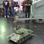 Russischer T-34 im Dienst des Österreichischen Bundesheeres. Hier ein tolles Funktionsmodell von Thomas Hufnagel © Doppeladler.com