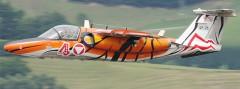 Saab 105 Oe bei der AIRPOWER im Jahr 2011 © Doppeladler.com