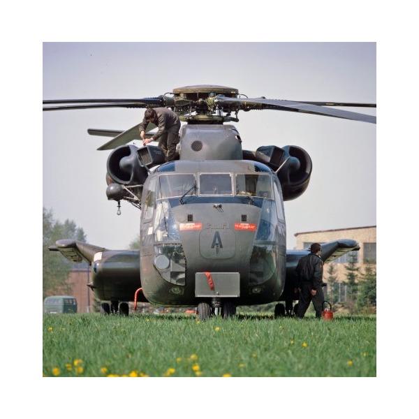 Sikorsky S-65OE '5L-MA' © Archiv