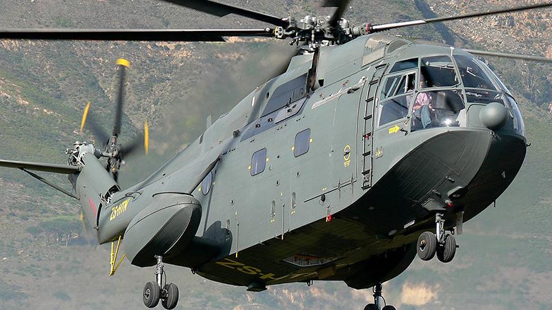 Der Sud Aviation SA-321 Super Frelon unterlag dem Sikorsky S-65 im österreichischen Beschaffungsverfahren © Archiv