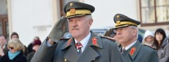 Generalstabschef General Edmund Entacher © rad2.at