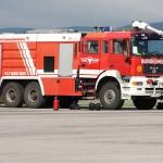 Flughafenlöschfahrzeug FLF 5000/1000