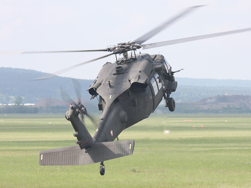 Sikorsky S-70A-42 Black Hawk
