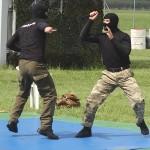Messerkampf-Ausbildung