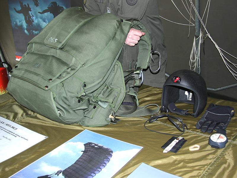 Gleitschirm MT1-XX / MT1-MC5 für Schulung und Einsatz