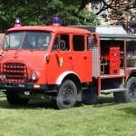 Außer Dienst: Steyr 680 LKW der Flughafenfeuerwehr Zeltweg © Doppeladler.com