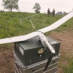 Die deutsche Drohne vom Typ EMT ALADIN kann 30 Minuten in der Luft bleiben © Bundesheer / Stimpfl