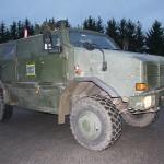 Nachts kriechen die Allschutz-Transportfahrzeuge Dingo 2 aus ihren Löchern © Doppeladler.com