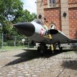 Am Heimweg sehen wir nochmals nach der Saab J-35Ö Mk II Draken Nr. 13 © Doppeladler.com