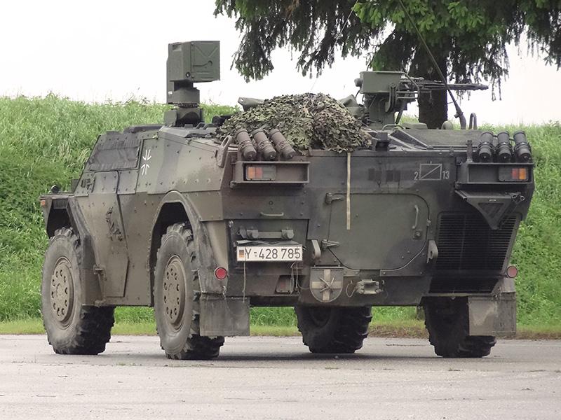 Die Battlegroup ist auch für die Sicherheit der UN Mitarbeiter verantwortlich © Doppeladler.com