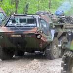 Transportpanzer Fuchs der Bundeswehr © Bundesheer