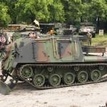 Der Bergepanzer Greif basiert auf dem Kürassier Heckantrieb-Fahrgestell © Doppeladler.com