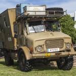 ÖAF HA 2-90 Husar als Expeditionsfahrzeug © T. Hufnagel