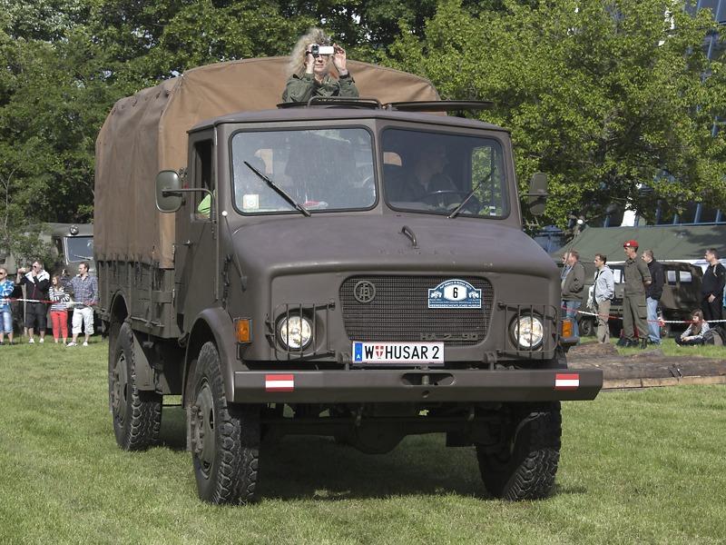 ÖAF HA 2-90 Husar in der Bundesheer-Ausführung © T. Hufnagel