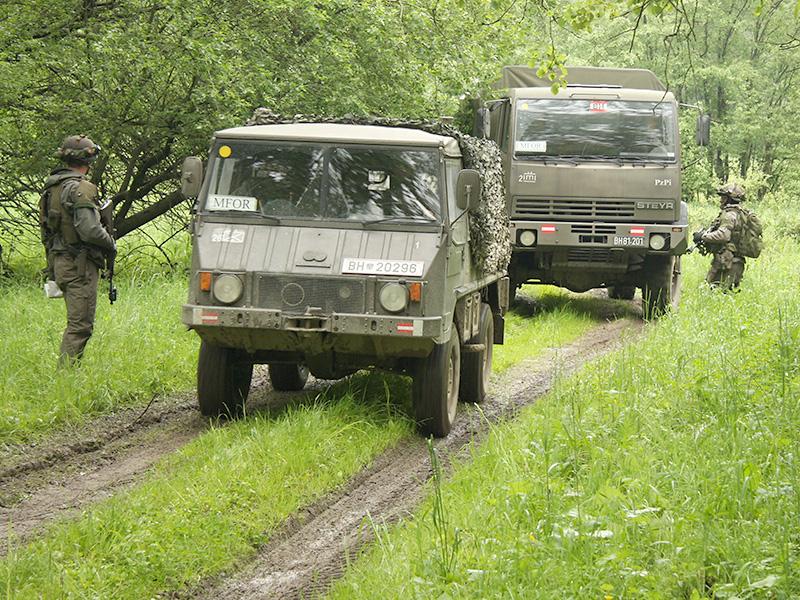 Der Rest der Truppe rückt nach © Doppeladler.com