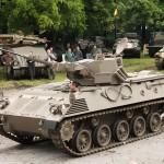 Kampfschützenpanzer KSPz MK-R mit 30 mm Maschinenkanone Typ Raden © Doppeladler.com