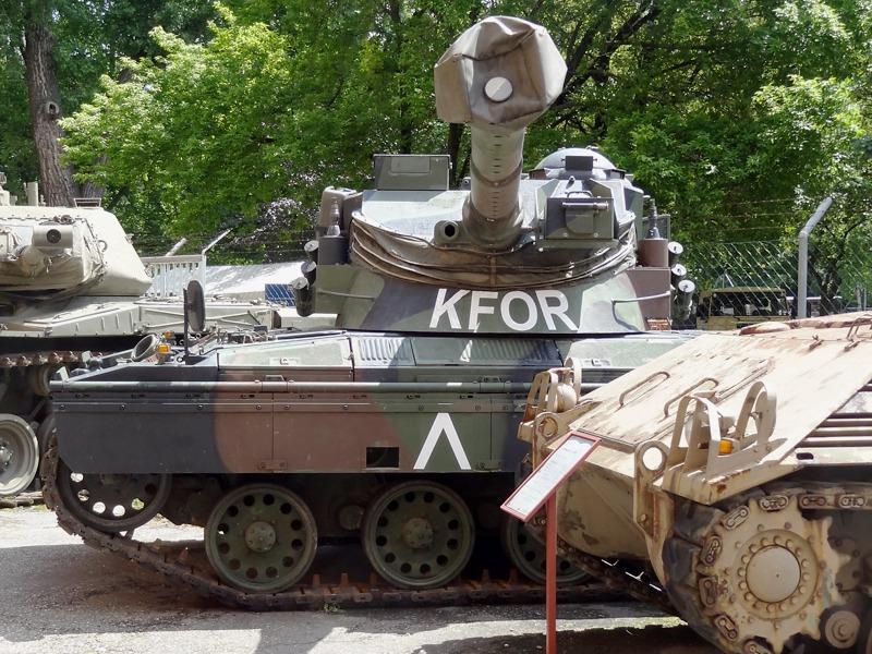 Jagdpanzer Kürassier A2 KFOR © Doppeladler.com
