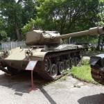 Kampfpanzer M41 © Doppeladler.com