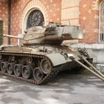 Kampfpanzer M47 Patton © Doppeladler.com