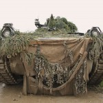 Die deutschen Panzergrenadiere bildeten gemeinsame Verbände mit österreichischen Kampfpanzern © Doppeladler.com