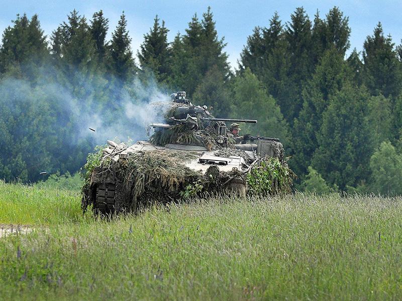 Widerstand, der von der MFOR entschlossen gebrochen werden muss © Bundesheer / Plutsch