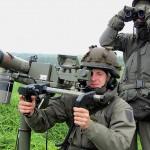 Das Operationsgebiet der Battlegroup wird von Fliegerabwehrkräften geschützt. Im Bild eine leichte Fliegerabwehrlenkwaffe Mistral © Bundesheer / Honeder
