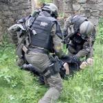 Die Leibwache wurde ausgeschaltet. Der Warlord ist gefasst © Bundesheer / Miller