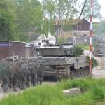 Panzer und Infanterie - ein eingespieltes Team - im Ortskampf © Bundesheer / Stiegler