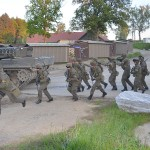 Die Infanterie schwärmt aus © Bundesheer