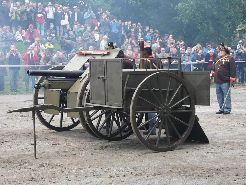 RAD2 - Die Reitende Artilleriedivision Nr.2 ist Stammgast auf Veranstaltungen des HGM © Doppeladler.com