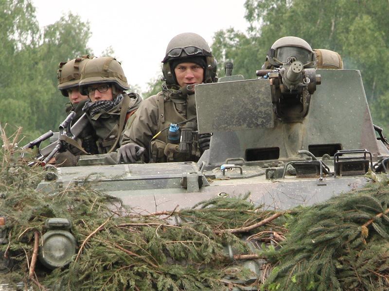 Schützenpanzer SPz A1 © Doppeladler.com