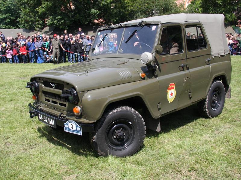 UAZ 469 © Doppeladler.com