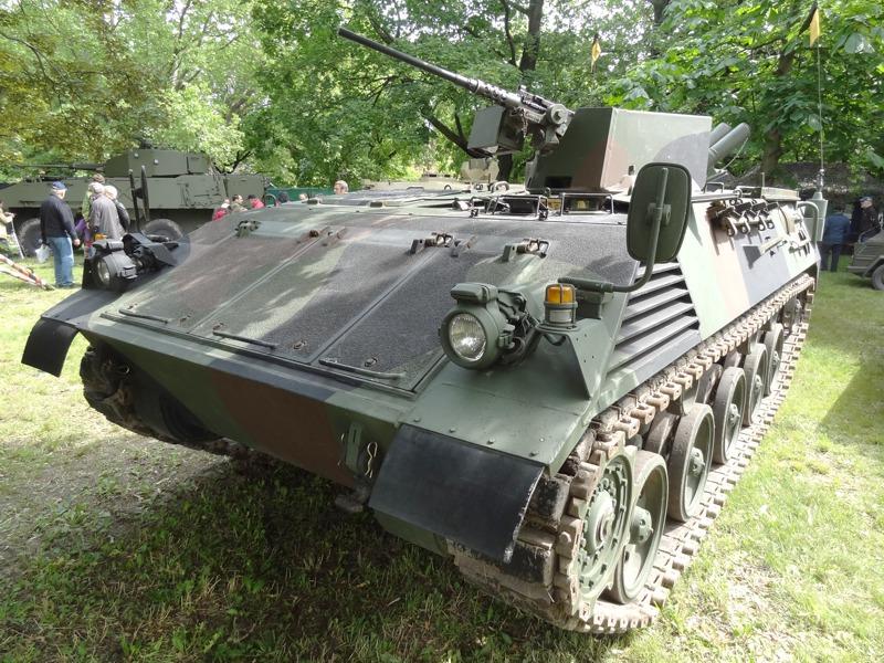 Schützenpanzer SPzA1 © Doppeladler.com